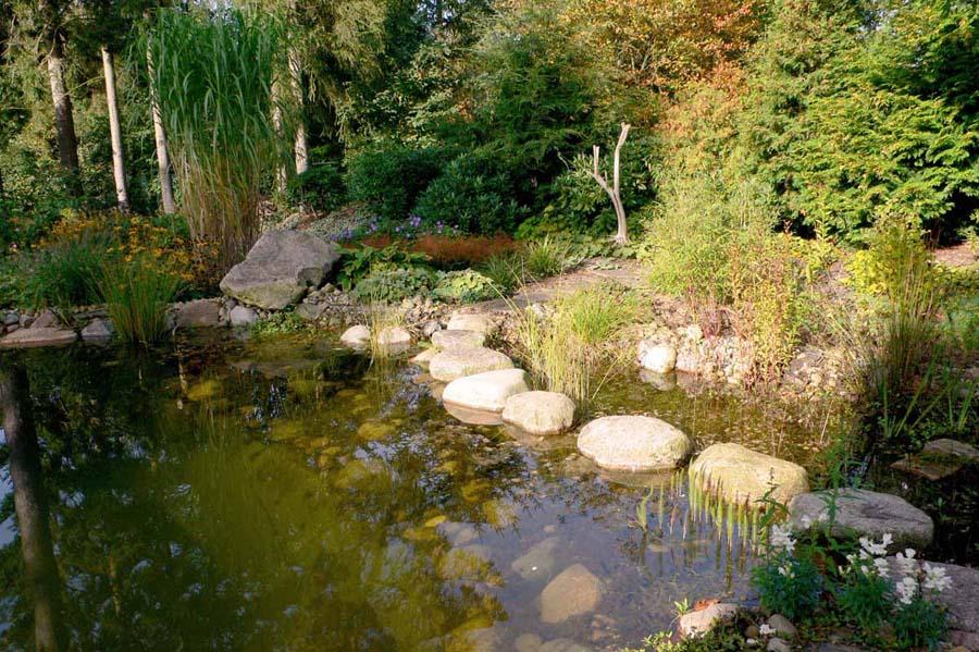 Brunnen - Bäche - Badeteiche - 01