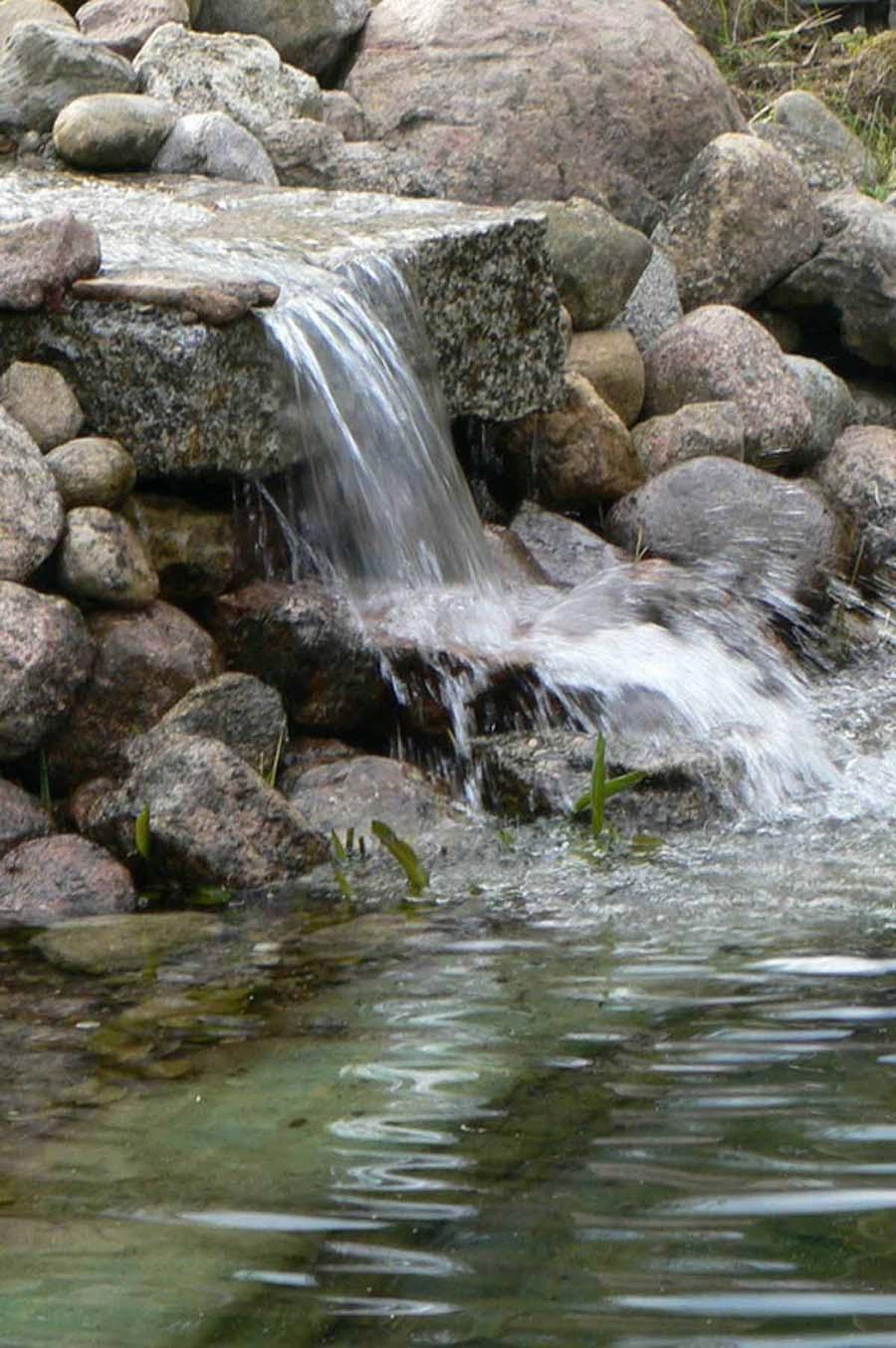 Brunnen - Bäche - Badeteiche - 11